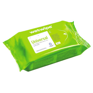 Wet Wipe Mini – Surface Cleaning Wipes 25s