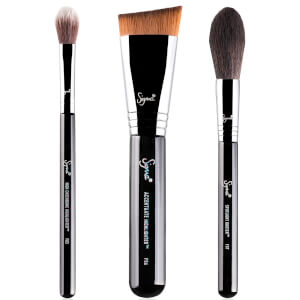 Sigma Highlight Expert Brush Set (Worth $68)