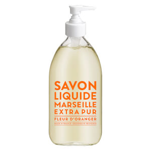 Compagnie de Provence Liquid Marseille Soap -saippua 500ml, Orange Blossom