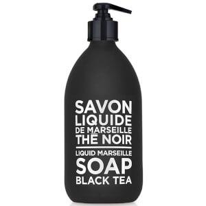 Compagnie de Provence Liquid Marseille Soap 500ml - Black Tea