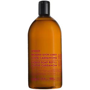 Compagnie de Provence Liquid Marseille Soap 1l Refill - Cistus Cardamom