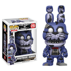 Figura Pop! Vinyl Nightmare Bonnie - Five Nights at Freddy's