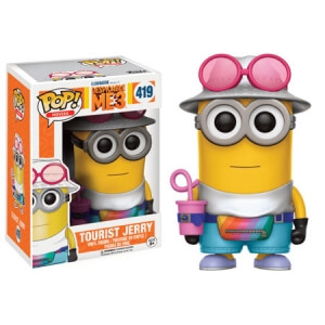 Despicable Me 3 Jerry Tourist Pop! Vinyl Figure
