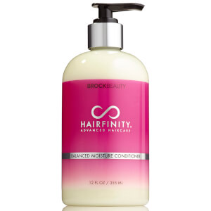 HAIRFINITY Balanced Moisture Conditioner 355ml