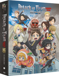 Attack On Titan : Junior High