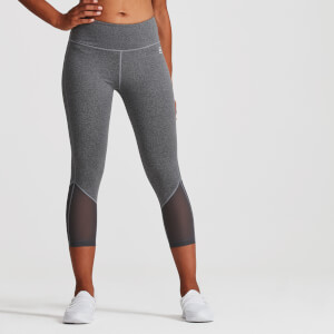 IdealFit Legging 3/4 - Gris