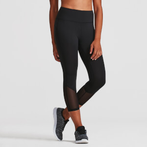 IdealFit Legging 3/4 - Noir