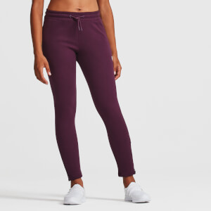 IdealFit Core Slim Fit Bottoms - Dark Berry