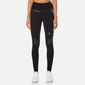 Lucas Hugh Women's Blackstar Leggings - Black