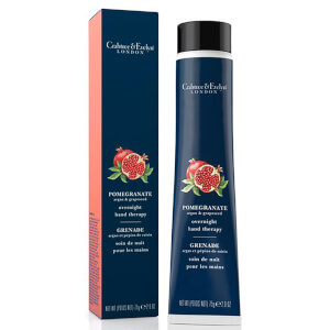 Crabtree & Evelyn Pomegranate, Argan and Grapeseed Overnight Hand Therapy 75g
