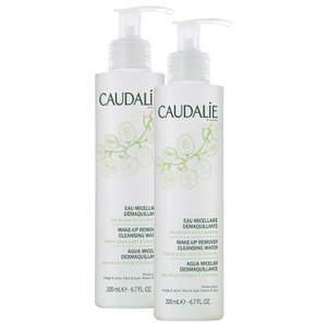 Caudalie Micellar Cleansing Water Duo 200ml (Worth $48.00)