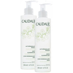 Caudalie Gentle Cleansing Milk Duo 200ml (Worth £30)