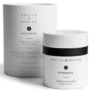 Pestle & Mortar Hydrate Moisturiser 50 ml