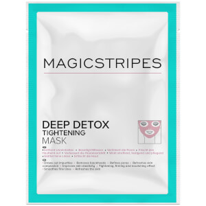 MAGICSTRIPES Deep Detox Tightening Mask (1 μάσκα)