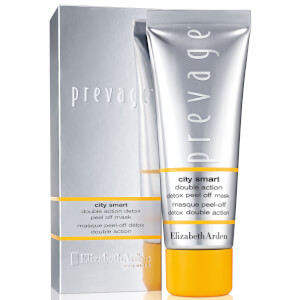 Masque Peel-Off Détox Double Action City Smart Prevage Elizabeth Arden 75 ml