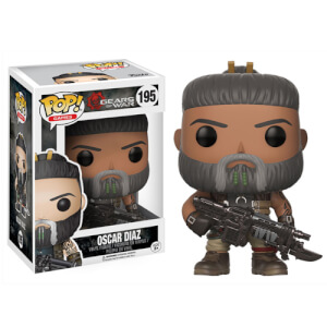 Gears Of War Oscar Pop! Vinyl Figur