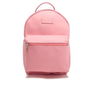 Grafea Zipper Backpack - Pink