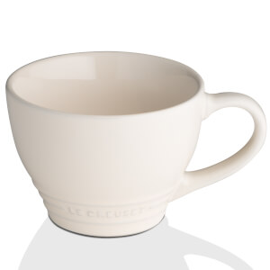 Le Creuset Stoneware Grand Mug 400ml - Almond