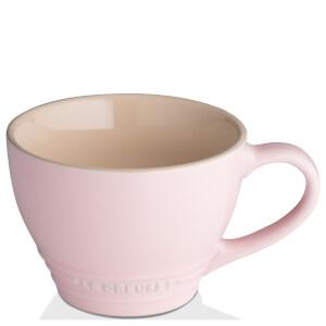 Le Creuset Stoneware Grand Mug 400ml - Chiffon Pink