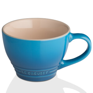 Le Creuset Stoneware Grand Mug - 400ml - Marseille Blue