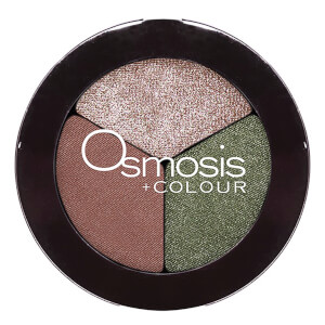 Osmosis Colour Eye Shadow Trio - Evergreen