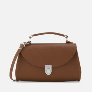The Cambridge Satchel Company Women's Mini Poppy Bag - Vintage Saffiano