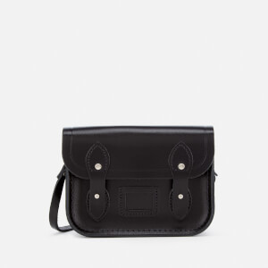 The Cambridge Satchel Company Women's Tiny Satchel - Black Patent