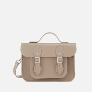 The Cambridge Satchel Company Women's 11 Inch Satchel - Putty
