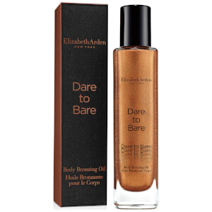 Elizabeth Arden Dare to Bare Bronzing Body Oil 50ml (Limited Edition)