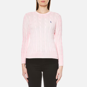 Polo Ralph Lauren Women's Julianna Jumper - Capri Pink