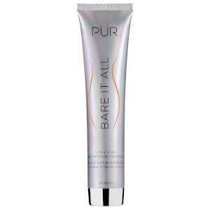 PÜR Bare It All 4-in-1 Skin Perfecting fondotinta 45 ml (varie tonalità)