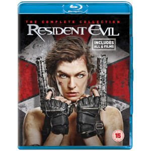 Resident Evil: The Complete Collection (6 Disc)