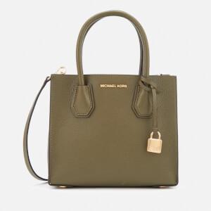 MICHAEL MICHAEL KORS Women's Mercer Medium Messenger Bag - Olive