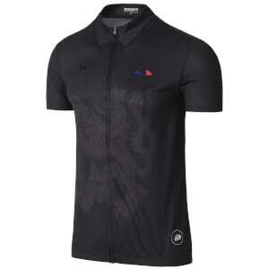 Le Coq Sportif Tour de France 2017 Replica Jersey - Black