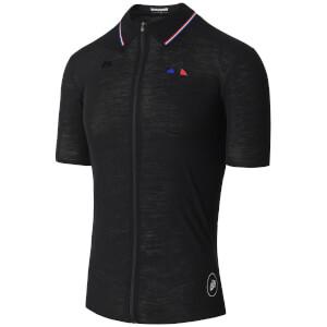 Le Coq Sportif TDF Signature Merino Jersey - Black