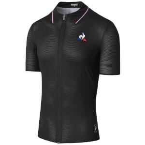 Le Coq Sportif TDF Signature Ultra Light Jersey - Black