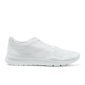 Puma Men's Duplex Evo Trainers - White