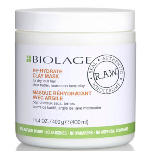 Biolage R.A.W. Re-Hydrate Mask 400ml