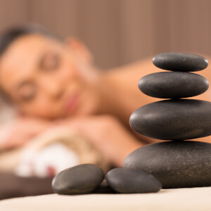 Massage Therapies - Hot Stone Therapy