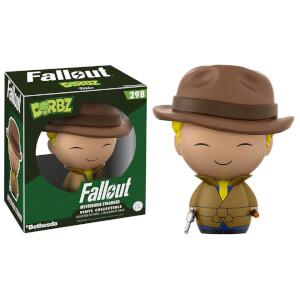 Figura Dorbz Vinyl Vaultboy Forastero Misterioso - Fallout