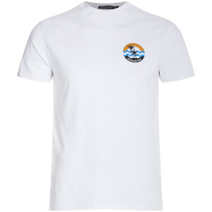 Friend or Faux Men's Opal T-Shirt - White