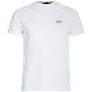 Friend or Faux Men's Sky Rat T-Shirt - White