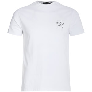 Friend or Faux Men's Breakwater T-Shirt - White