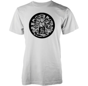 Camiseta Abandon Ship Whisky - Hombre - Blanco
