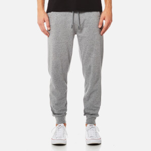 BOSS Hugo Boss Men's Authentic Long Cuffed Jog Pants - Medium Grey