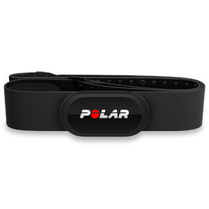 Polar H10 Bluetooth Heart Rate Sensor - Black