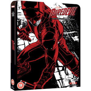 Daredevil : Saison 2 - Steelbook Exclusivité Zavvi (Édition UK)