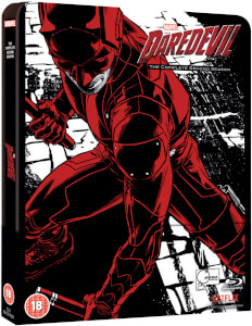 Daredevil: Season 2 - Zavvi Exclusive Limited Edition Steelbook (Edición de Reino Unido)