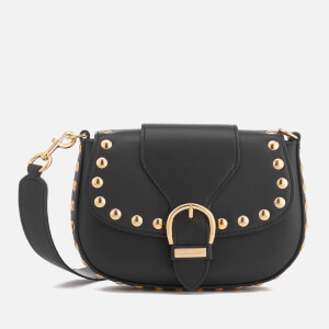 Marc Jacobs Women's Studded Navigator Bag - Black