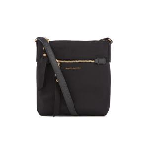 Marc Jacobs Women's Trooper North South Cross Body Bag - Black